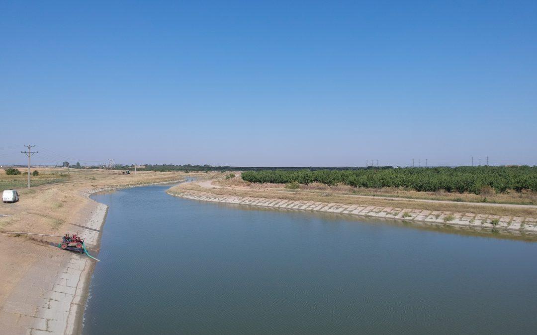 INFORMARE: ANIF a încheiat contracte de irigații pentru mai mult de 600.000 ha