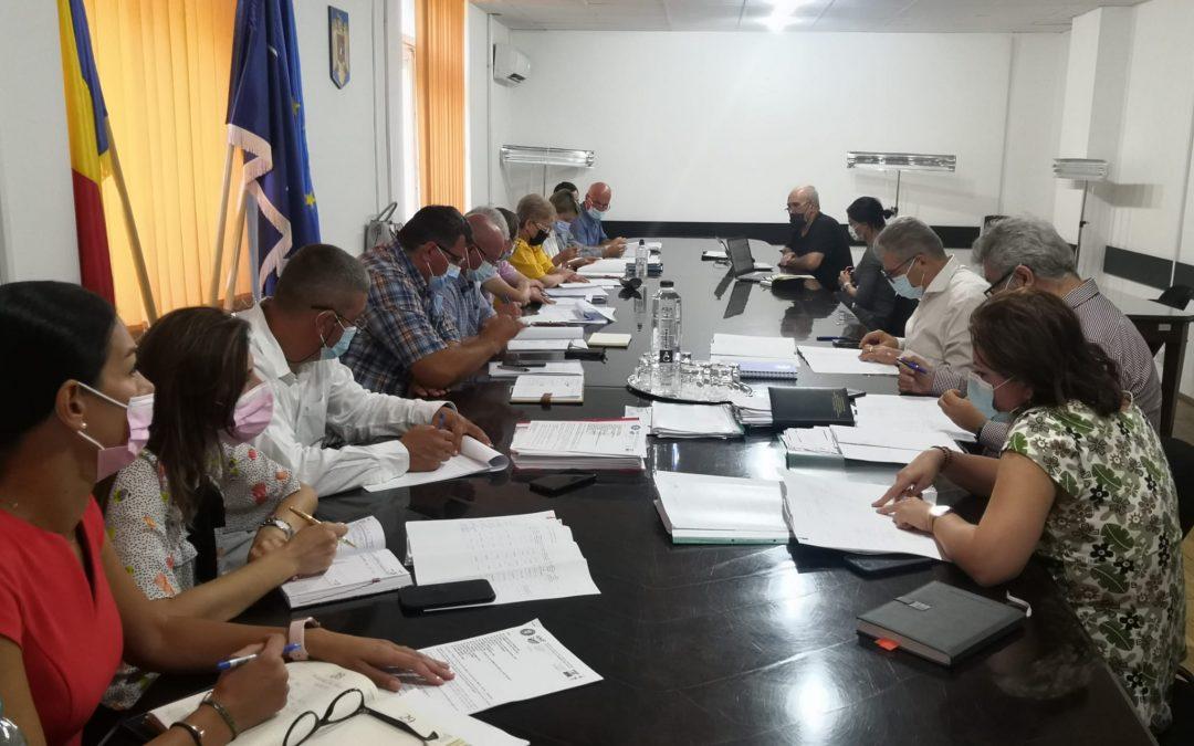 INFORMARE: O noua serie de întâlniri privind lucrările prinse în PNI