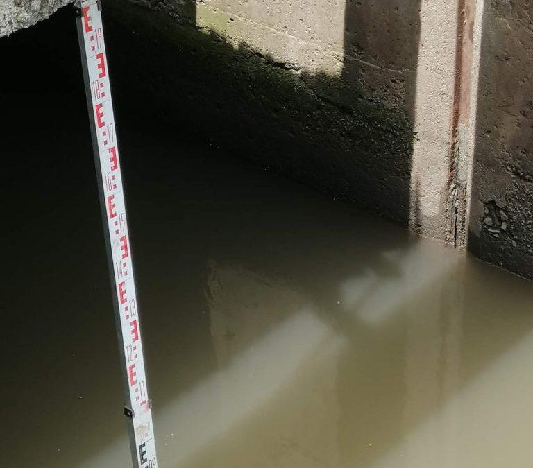 ANIF face teste privind etanșeitatea canalelor de irigații înainte de a efectua recepția la terminarea lucrărilor